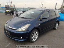 Used 2003 TOYOTA WISH BG845146 for Sale for Sale