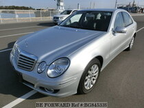 Used 2007 MERCEDES-BENZ E-CLASS BG845339 for Sale for Sale