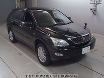 Used 2009 TOYOTA HARRIER BG845147 for Sale for Sale