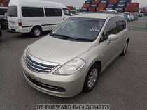 Used 2005 NISSAN TIIDA BG845179 for Sale for Sale