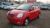 Used 2005 KIA MORNING (PICANTO) BG846225 for Sale for Sale