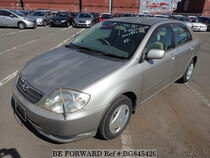 Used 2002 TOYOTA COROLLA SEDAN BG845420 for Sale for Sale