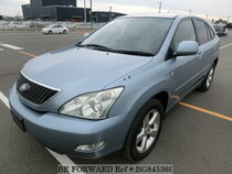 Used 2003 TOYOTA HARRIER BG845360 for Sale for Sale