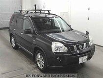 Used 2009 NISSAN X-TRAIL BG845361 for Sale for Sale