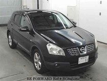 Used 2007 NISSAN DUALIS BG845364 for Sale for Sale