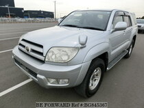 Used 2003 TOYOTA HILUX SURF BG845367 for Sale for Sale