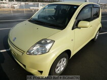 Used 2008 TOYOTA PASSO BG846792 for Sale for Sale