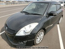 Used 2012 SUZUKI SWIFT BG846764 for Sale for Sale