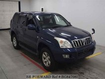 Used 2003 TOYOTA LAND CRUISER PRADO BG847085 for Sale for Sale