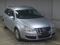 Used 2009 VOLKSWAGEN GOLF VARIANT BG847041 for Sale for Sale