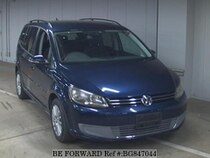 Used 2011 VOLKSWAGEN GOLF TOURAN BG847044 for Sale for Sale