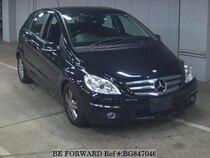 Used 2011 MERCEDES-BENZ B-CLASS BG847046 for Sale for Sale