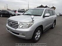 Used 2008 TOYOTA LAND CRUISER BG846928 for Sale for Sale