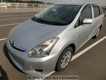 Used 2007 TOYOTA WISH BG846882 for Sale for Sale