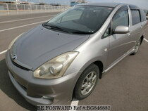 Used 2007 TOYOTA WISH BG846883 for Sale for Sale