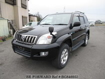 Used 2008 TOYOTA LAND CRUISER PRADO BG846933 for Sale for Sale