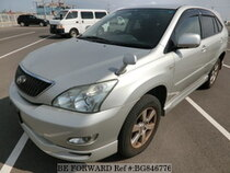 Used 2003 TOYOTA HARRIER BG846776 for Sale for Sale