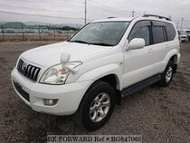 Used 2005 TOYOTA LAND CRUISER PRADO BG847069 for Sale for Sale