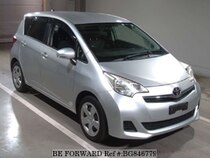 Used 2011 TOYOTA RACTIS BG846779 for Sale for Sale