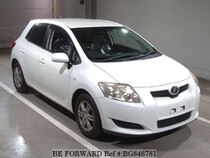 Used 2006 TOYOTA AURIS BG846781 for Sale for Sale