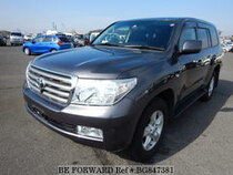 Used 2011 TOYOTA LAND CRUISER BG847381 for Sale for Sale