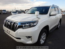 Used 2018 TOYOTA LAND CRUISER PRADO BG847382 for Sale for Sale