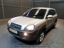 Used 2004 HYUNDAI TUCSON BG847677 for Sale for Sale