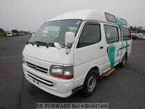 Used 2004 TOYOTA HIACE COMMUTER BG847466 for Sale for Sale