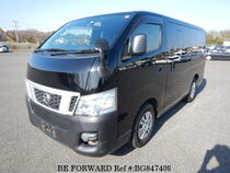 Used 2015 NISSAN CARAVAN VAN BG847409 for Sale for Sale