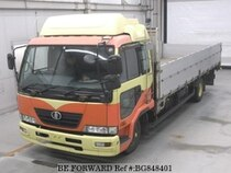 Used 2007 NISSAN CONDOR BG848401 for Sale for Sale
