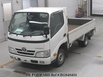 Used 2011 TOYOTA TOYOACE BG848404 for Sale for Sale