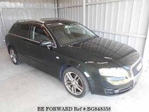 Used 2007 AUDI A4 BG848358 for Sale for Sale