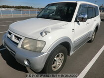 Used 2003 MITSUBISHI PAJERO BG848297 for Sale for Sale