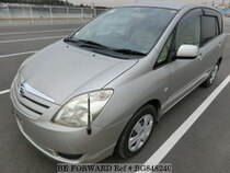 Used 2004 TOYOTA COROLLA SPACIO BG848240 for Sale for Sale