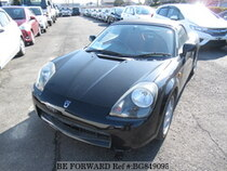 Used 2001 TOYOTA MR-S BG849095 for Sale for Sale