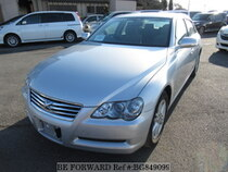 Used 2009 TOYOTA MARK X BG849099 for Sale for Sale