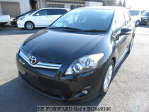 Used 2010 TOYOTA AURIS BG849100 for Sale for Sale