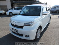 Used 2009 TOYOTA BB BG849106 for Sale for Sale