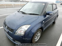 Used 2006 SUZUKI SWIFT BG850243 for Sale for Sale