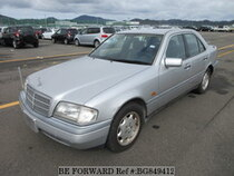 Used 1994 MERCEDES-BENZ C-CLASS BG849412 for Sale for Sale
