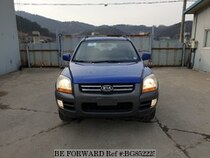 Used 2005 KIA SPORTAGE BG852225 for Sale for Sale