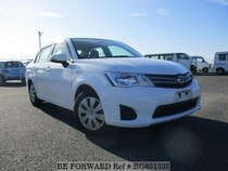 Used 2015 TOYOTA COROLLA AXIO BG851335 for Sale for Sale