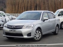 Used 2015 TOYOTA COROLLA AXIO BG851330 for Sale for Sale