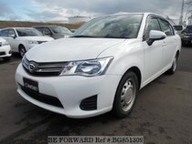 Used 2015 TOYOTA COROLLA AXIO BG851309 for Sale for Sale