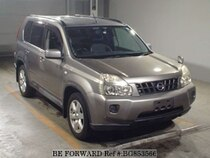 Used 2009 NISSAN X-TRAIL BG853566 for Sale for Sale