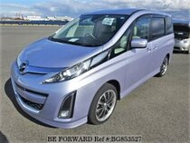 Used 2009 MAZDA BIANTE BG853527 for Sale for Sale