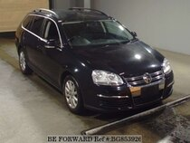 Used 2009 VOLKSWAGEN GOLF VARIANT BG853926 for Sale for Sale