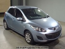 Used 2012 MAZDA DEMIO BG853897 for Sale for Sale