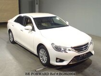 Used 2012 TOYOTA MARK X BG853904 for Sale for Sale