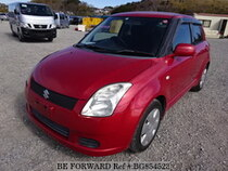 Used 2006 SUZUKI SWIFT BG854523 for Sale for Sale